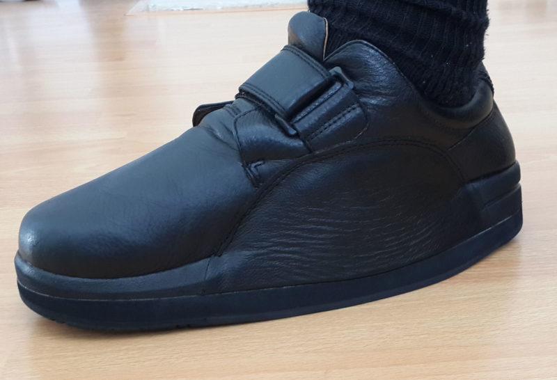 Shoe modification